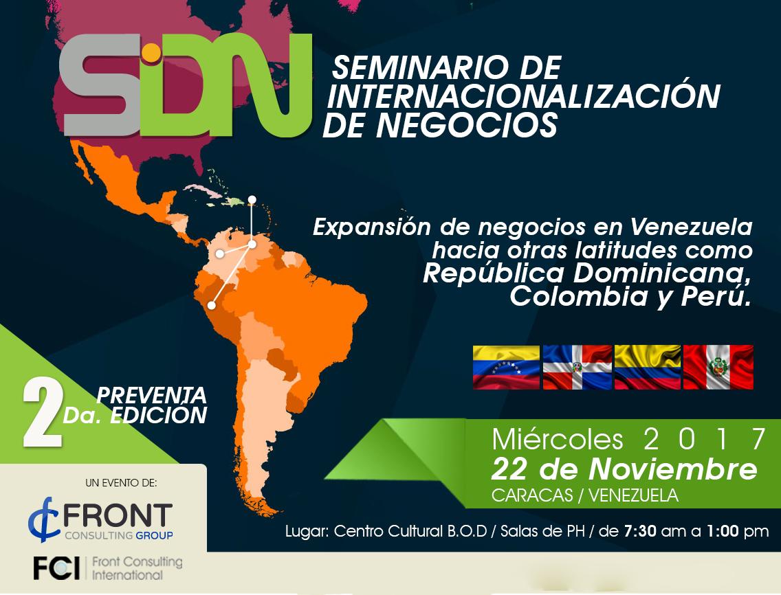 II Seminario de Internacionalización de Negocios