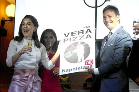 Certificado Pizza Napoletana